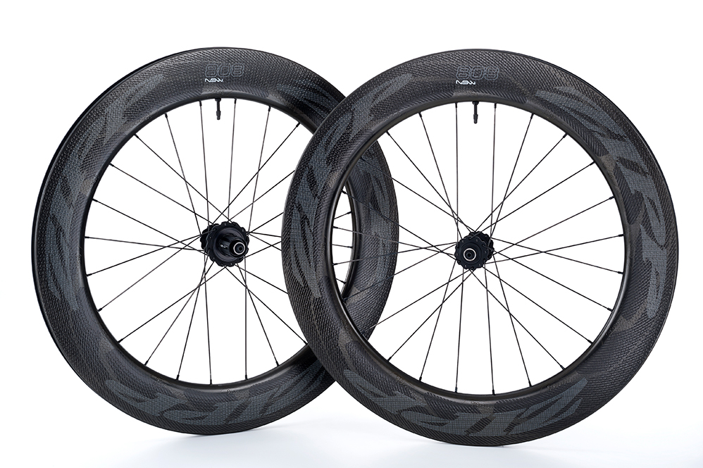 2018 Zipp 808 NSW Carbon Clincher Road Disc Tubeless Wheelset