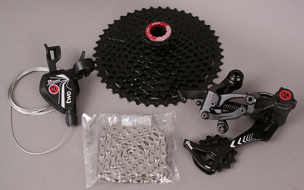 Box Mountain Components Closeout