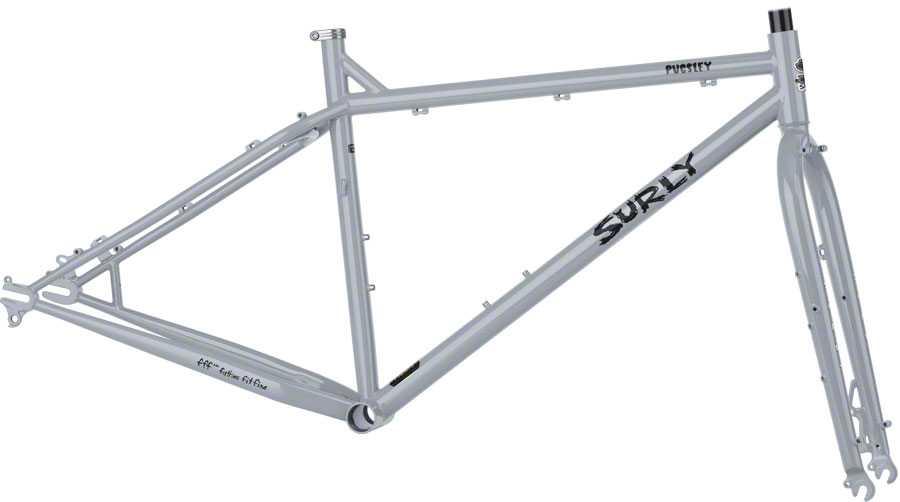 Fat Bike Framesets